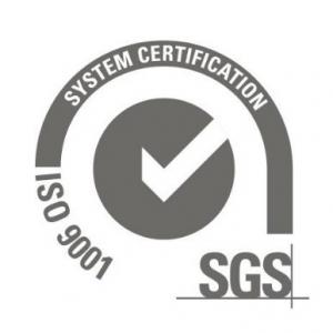 ISO 9001-certificate - symbol - SGS